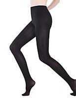 BONAS® Женский Однотонные Средний Legging-S955