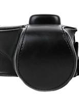 le nouveau sac de caméra epl7 olympus epl7 sac à bandoulière en cuir spéciale avec bretelles