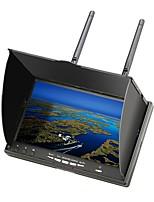 Eachine Eachine LCD5802D Composants FPV / Pièces & Accessoires RC Quadrirotor Noir Métal / pet