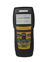 U581 dados ao vivo obd2 pode - instrumento de diagnóstico detector auto leitor de código de ônibus
