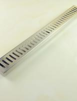 Drainage / Nickel brossé / Autre /60cm*7cm*(24