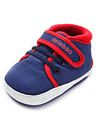 Baby Shoes Outdoor / Work & Duty / Casual Cotton Fashion Sneakers Navy