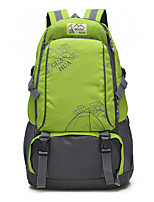 40 L Travel Organizer / Backpack / Hiking & Backpacking Pack Camping & Hiking Outdoor Waterproof / Quick Dry / Wearable