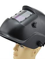 Huate automático de ajuste anti-reflejo máscara de soldador de arco de soldadura oscurecimiento de soldadura casco (headset)