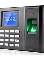 Fingerprint Work Attendance Machine Punch Card Machine Free Installation Software