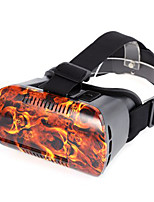 vr occhiali cuffia video 3D personalizzati vr 3d gioco film casco occhiali polarizzati per 4.7 ~ 6.0