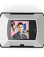 2.4 Inch Electronic Eye Video Doorbell Monitor International Sales