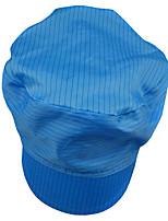 sombreros tapa contra el polvo kipá antiestático 12-1d a lo largo del sombrero antiestático