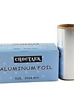 suprimentos de unhas de vidro um papel alumínio Manicures tinfoil necessário diferente