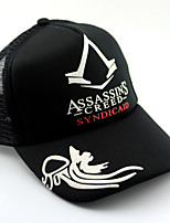 Hot European and American Style Assassin's Creed Sign Connor Black Cotton Hat/Cap