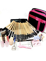 32 Makeup Brush Set Brush Colour Makeup Makeup Brush Sets + Professional Hairdressing Free Gift Set Make-Up Bag