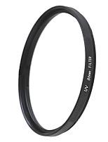 EMOBLITZ 86mm UV ultravioleta filtro protector de lente negro