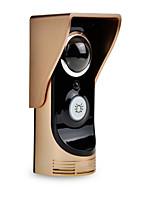 WiFi Wireless Video Intercom Doorbell Intercom Doorbell Mobile Mobile Phone Remote Lock Detection Alarm Monitoring
