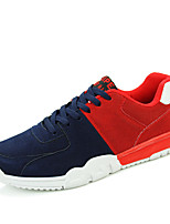 Men's Shoes Office & Career / Athletic / Casual Fashion Sneakers Black / Blue / Red
