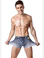 Men's underwear Cotton printed character Men's boxer
