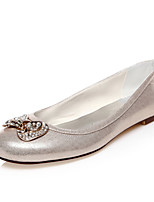 Women's Wedding Shoes / Platform Sandals Wedding / Party & Evening / Dress Silver / Champagne