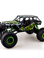 Toy four-wheel drive off-road vehicles