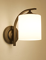Max 60W E26/E27 Traditional/Classic Ambient Light Wall Sconces Wall Light