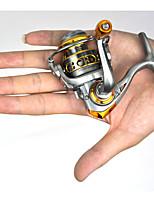 Molinetes Rotativos 5.2:1 13 Rolamentos Trocável Pesca de Mar / Pesca de Água Doce-DC150 FDDL