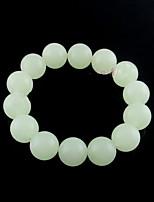 DIY Jewelry Noctilucence 8mm 22pcs Stones