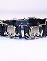 Dell'involucro del braccialetto / Bracciali in pelle 1 pezzo,Alla moda / stile della Boemia / AdorabileDi forma geometrica / A forma di