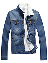 Autumn/new/man/men/long/denim dress/jacket/coat/jacket/fashion/trend  SLS-NZ-JK31810