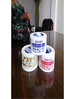 4.5 * 2.5cm Transparent Packing Tape Sealing Tape Sealing