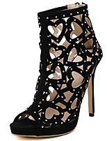 Women's Shoes Leatherette Spring / Summer / Fall Pointed Toe Dress / Party & Evening Stiletto Heel