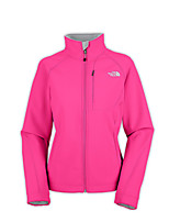 The North Face Women's Apex Bionic Jacket Outdoor Sports Trekking Running Waterproof  Tops Softshell Camping & Hiking