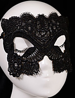 Black / White Lace Mask for Party Decoration