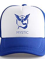 Pocket Little Monster Mystic Blue Adjustable Tennis Cap