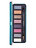 8 couleurs fard à paupières nude comestic longue maquillage beauté durable