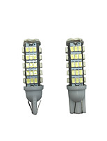 2 PCS 2008-2013 Year VW Lamando Super Bright T10 14W LED Width Lamp Car Reading Lamp White Color