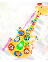 Music Toy Plastic Yellow