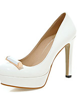 Women's Shoes Patent Leather Spring / Summer / Winter Heels Heels Wedding / Party & Evening / Dress / Casual Stiletto