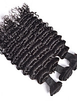 3Pc/Lot Malaysian Virgin Hair Deep Wave Bundles Cheap 6A Unprocessed Human Hair Weave 10-28