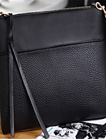 Women-Casual-PU-Shoulder Bag-Beige / Blue / Yellow / Brown / Black