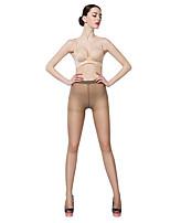 BONAS Women's Solid Color Medium Legging-@6010