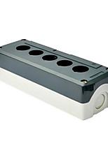 питания sbx05 кнопки окно пять пластиковых свет кнопка управления коробка водонепроницаемый кабель коробка sbx05