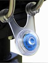 Eclairage de Velo,Eclairage ARRIERE de Vélo / Eclairage sécurité vélo / Ecarteur de danger / Eclairage de bicyclette/Eclairage vélo-3 Mode