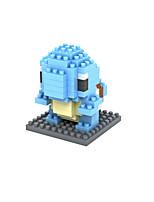 Pocket Little Monster Squirtle ABS Super Mini 120 Pieces Diamond Blocks