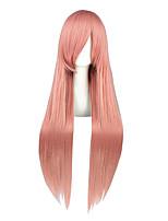 Pandora Hearts-Lottie Pink 32inch Anime Cosplay Wig CS-033G