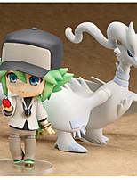 Pocket Little Monster Reshiram ABS 10cm Height Anime Action Figures