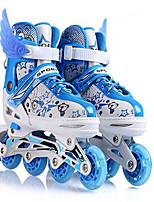 Zapatos Zapatillas de patinaje Materiales Personalizados Azul / Rosa Unisex