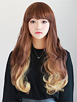 Lolita Harajuku Wig Curly Synthetic Wigs Pelucas Pelo Natural Cheap Wig Perruque afro Women Perucas Sintetico