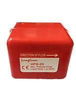flujo de agua interruptor de caudal equipos de extinción de incendios del interruptor 25-HFS