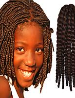 #33 Havanna Twist Braids Haarverlängerungen 12 Kanekalon 1 Strand 100g Gramm Haar Borten
