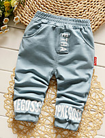 Boy's Casual/Daily Print Pants / Underwear & Socks,Cotton / Polyester Spring / Fall Brown / Green / Pink / Red / Gray