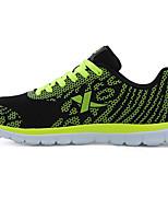 Velvet Rubber Light Glow Man Running Shoes