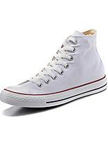 Da donna-Sneakers-Tempo libero / Casual / Sportivo-Punta arrotondata-Piatto-Di corda-Nero / Blu / Rosso / Bianco